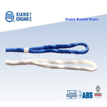 Double Braided Polypropylene Rope with Eye Splice